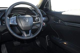 2019 Honda Civic 10th Gen MY19 VTi-S Platinum White 1 Speed Constant Variable Hatchback