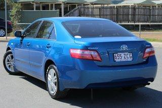 2008 Toyota Camry ACV40R Ateva Blue 5 Speed Automatic Sedan.
