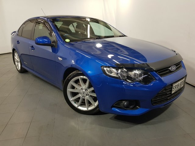 Used Ford Falcon FG MkII XR6, 2014 Ford Falcon FG MkII XR6 Blue 6 Speed Sports Automatic Sedan