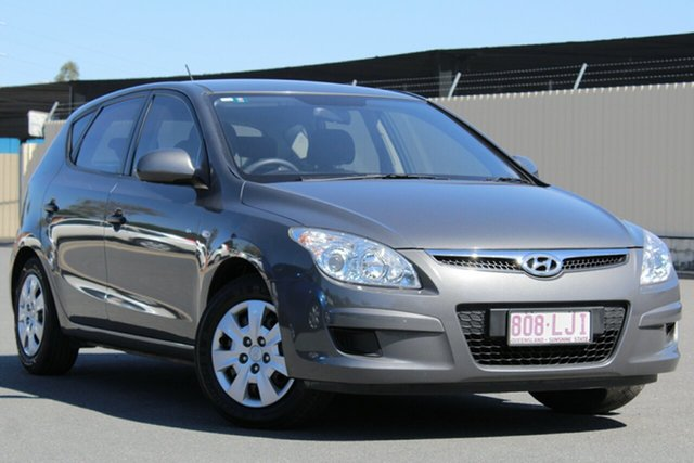 Used Hyundai i30 FD MY09 SX, 2008 Hyundai i30 FD MY09 SX Grey 5 Speed Manual Hatchback