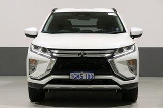 2018 Mitsubishi Eclipse Cross YA LS (2WD) Starlight Continuous Variable Wagon.