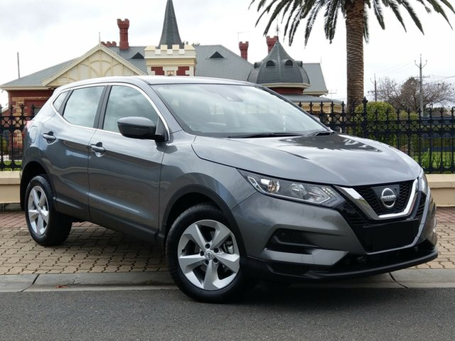 Demo Nissan Qashqai J11 Series 2 ST X-tronic, 2018 Nissan Qashqai J11 Series 2 ST X-tronic Gun Metallic 1 Speed Constant Variable Wagon