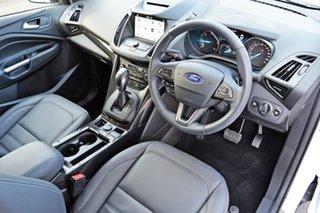 2018 Ford Escape ZG 2018.75MY Titanium PwrShift AWD Frozen White 6 Speed
