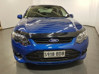2014 Ford Falcon FG MkII XR6 Blue 6 Speed Sports Automatic Sedan.