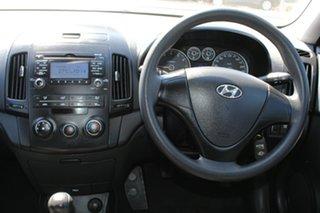 2008 Hyundai i30 FD MY09 SX Grey 5 Speed Manual Hatchback