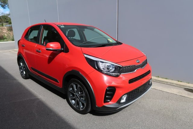 Demo Kia Picanto JA MY19 AO Edition, 2019 Kia Picanto JA MY19 AO Edition Red 5 Speed Manual Hatchback