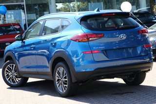 2020 Hyundai Tucson TL4 MY20 Active X 2WD Aqua Blue 6 Speed Automatic Wagon.
