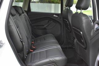 2017 Ford Escape ZG Titanium PwrShift AWD Frozen White 6 Speed Sports Automatic Dual Clutch Wagon