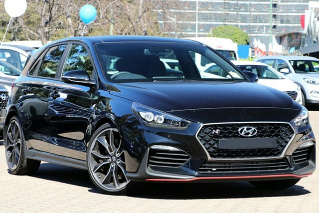 New Hyundai i30 PDe.2 MY19 N Performance, 2019 Hyundai i30 PDe.2 MY19 N Performance Performance Blue 6 Speed Manual Hatchback