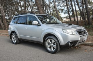 2009 Subaru Forester S3 MY09 XT AWD Silver 5 Speed Manual Wagon