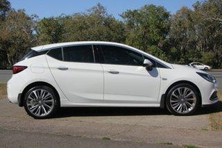 2016 Holden Astra BK MY17 RS-V Summit White 6 Speed Manual Hatchback.