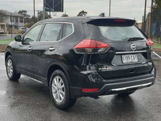 2018 Nissan X-Trail T32 Series II ST X-tronic 2WD Diamond Black 7 Speed Constant Variable Wagon.