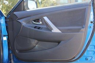 2008 Toyota Camry ACV40R Ateva Blue 5 Speed Automatic Sedan