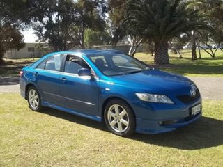 2007 Toyota Camry ACV40R Sportivo Blue 5 Speed Automatic Sedan.