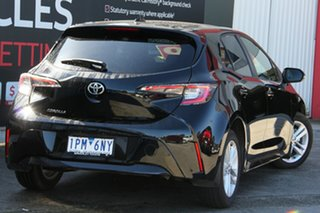 2018 Toyota Corolla Mzea12R SX Eclipse Black 10 Speed Constant Variable Hatchback.