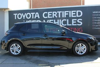 2018 Toyota Corolla Mzea12R SX Eclipse Black 10 Speed Constant Variable Hatchback