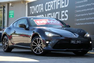 2018 Toyota 86 ZN6 GTS Tornado Grey 6 Speed Sports Automatic Coupe.