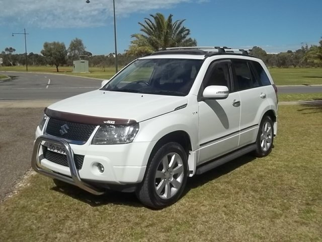 Used Suzuki Grand Vitara JB MY09 Prestige, 2008 Suzuki Grand Vitara JB MY09 Prestige 4 Speed Automatic Wagon
