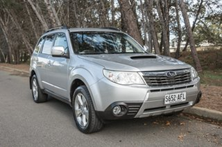 2009 Subaru Forester S3 MY09 XT AWD Silver 5 Speed Manual Wagon.