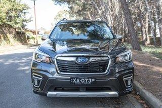 2019 Subaru Forester S5 MY19 2.5i-S CVT AWD Dark Grey 7 Speed Constant Variable Wagon.