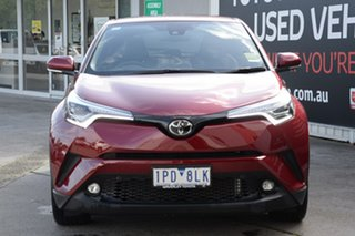 2018 Toyota C-HR NGX10R Koba S-CVT 2WD Atomic Rush 7 Speed Constant Variable Wagon