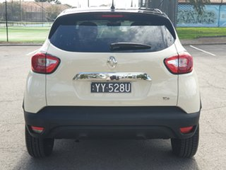 2017 Renault Captur J87 Expression EDC Ivory White 6 Speed Sports Automatic Dual Clutch Hatchback