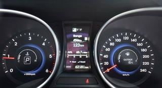 2015 Hyundai Santa Fe DM2 MY15 Elite Blue 6 Speed Sports Automatic Wagon