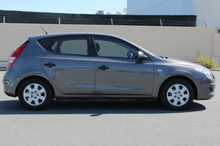 2008 Hyundai i30 FD MY09 SX Grey 5 Speed Manual Hatchback.