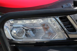 2018 Nissan Navara D23 S3 SL Burning Red 7 Speed Sports Automatic Utility.