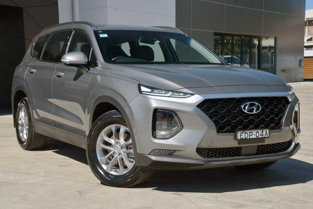 Used Hyundai Santa Fe TM MY19 Active, 2018 Hyundai Santa Fe TM MY19 Active Grey 8 Speed Sports Automatic Wagon