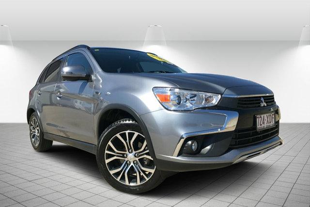 Used Mitsubishi ASX XC MY17 LS 2WD, 2016 Mitsubishi ASX XC MY17 LS 2WD Grey 6 Speed Constant Variable Wagon