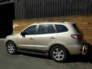 2007 Hyundai Santa Fe CM MY08 Elite Gold 5 Speed Sports Automatic Wagon