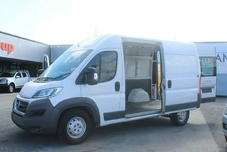 2016 Fiat Ducato Series 4 Mid Roof MWB Comfort-matic White 6 Speed Sports Automatic Single Clutch