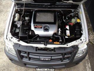 2009 Isuzu D-MAX MY09 SX 4x2 Platinum Silver 5 Speed Manual Utility