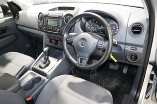 2014 Volkswagen Amarok 2H MY14 TDI420 (4x4) Silver 8 Speed Automatic Dual Cab Utility