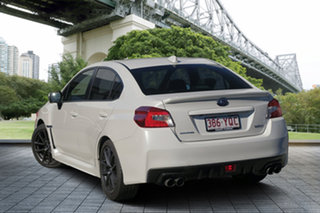 2019 Subaru WRX V1 MY19 Premium Lineartronic AWD White Crystal 8 Speed Constant Variable Sedan.