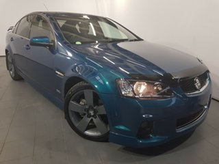 2012 Holden Commodore VE II MY12.5 SV6 Z Series Blue 6 Speed Sports Automatic Sedan.