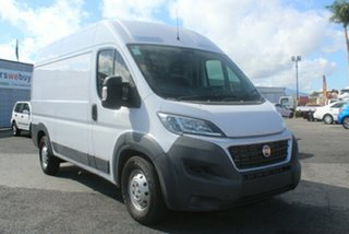 2016 Fiat Ducato Series 4 Mid Roof MWB Comfort-matic White 6 Speed Sports Automatic Single Clutch.