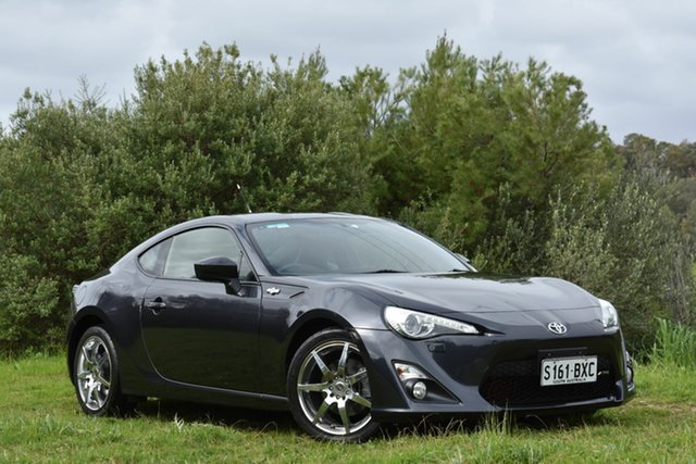 Used Toyota 86 ZN6 GTS, 2012 Toyota 86 ZN6 GTS Grey 6 Speed Manual Coupe