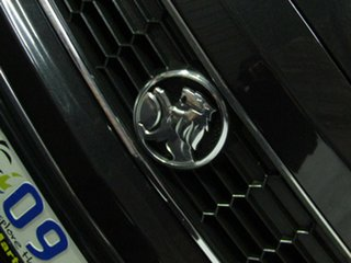 2013 Holden Barina TM MY13 CD Carbon Flash Black 5 Speed Manual Hatchback