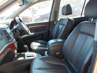 2007 Hyundai Santa Fe CM MY08 Elite Gold 5 Speed Sports Automatic Wagon