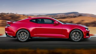 2019 Chevrolet Camaro 1AL37 MY19 ZL1 Red Hot 6 Speed Manual Coupe