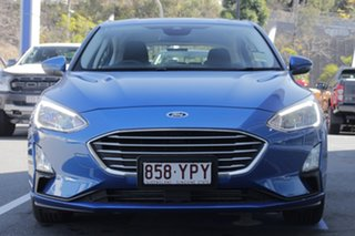 2018 Ford Focus SA 2019MY Trend Blue 8 Speed Automatic Hatchback