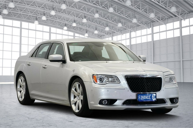 Used Chrysler 300 LX MY12 SRT-8, 2012 Chrysler 300 LX MY12 SRT-8 Silver 5 Speed Sports Automatic Sedan