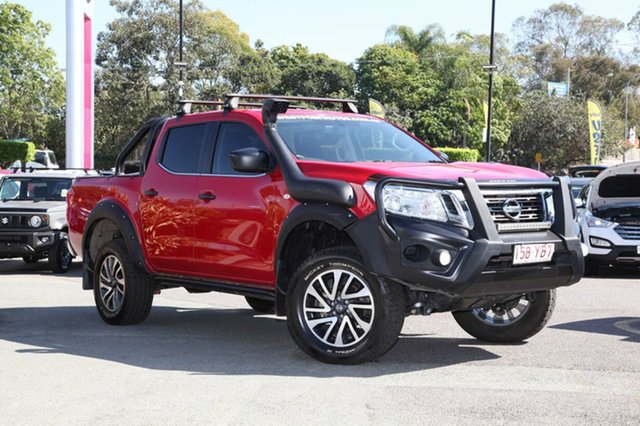 Used Nissan Navara D23 S3 SL, 2018 Nissan Navara D23 S3 SL Burning Red 7 Speed Sports Automatic Utility