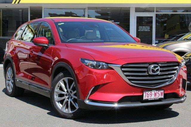 Used Mazda CX-9 TC GT SKYACTIV-Drive, 2016 Mazda CX-9 TC GT SKYACTIV-Drive Soul Red 6 Speed Sports Automatic Wagon