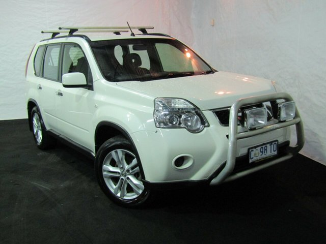 Used Nissan X-Trail T31 Series IV ST, 2012 Nissan X-Trail T31 Series IV ST White 6 Speed Manual Wagon