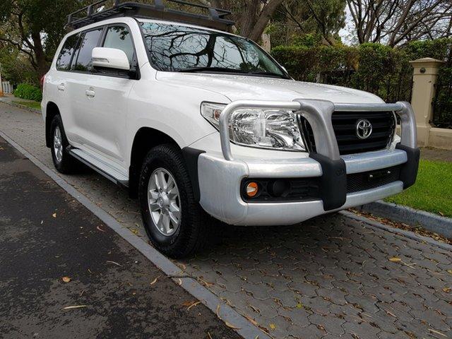 Used Toyota Landcruiser VDJ200R MY13 GXL, 2015 Toyota Landcruiser VDJ200R MY13 GXL White 6 Speed Sports Automatic Wagon