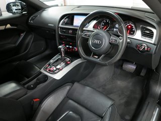 2012 Audi A5 8T MY13 S Tronic Quattro Black 7 Speed Sports Automatic Dual Clutch Coupe