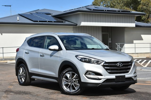Used Hyundai Tucson TL2 MY18 Elite AWD, 2017 Hyundai Tucson TL2 MY18 Elite AWD Silver 6 Speed Sports Automatic Wagon